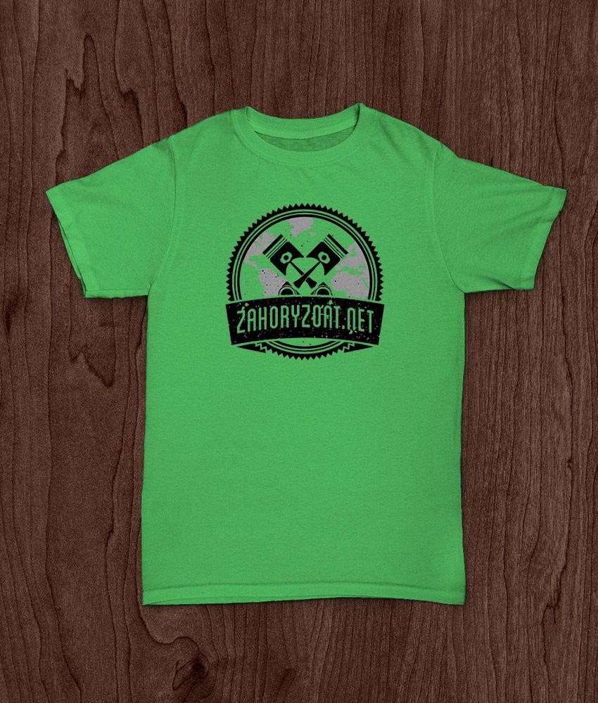 zahoryzont-tshirt