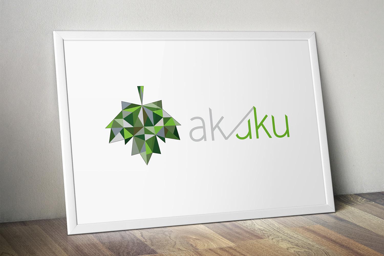 ak-uku-logo-poster-frame